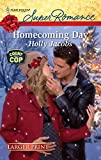 Jacobs, Holly: Homecoming Day (Harlequin Larger Print Superromance)
