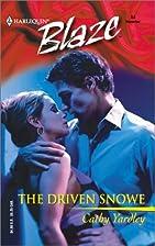 Driven Snowe by Cathy Yardley