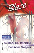 Acting On Impulse (Midnight Fantasies)…
