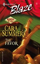 The Favor by Cara Summers