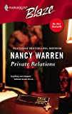 Warren, Nancy: Private Relations