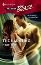 The Haunting by Hope Tarr