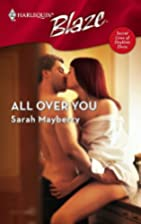 All Over You by Sarah Mayberry