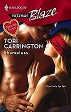 Shameless by Tori Carrington