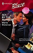 Sex by the Numbers by Marie Donovan