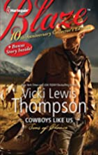Cowboys Like Us [and] Notorious by Vicki…