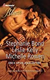 Bond, Stephanie: Once Upon a Valentine: All Tangled UpSleeping with a BeautyCatch Me (Harlequin Blaze)