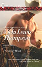 I Cross My Heart by Vicki Lewis Thompson