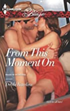From This Moment On by Debbi Rawlins