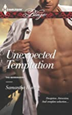 Unexpected Temptation by Samantha Hunter