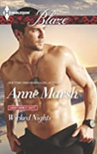 Wicked Nights by Anne Marsh