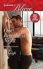 One Breathless Night [with bonus novella…