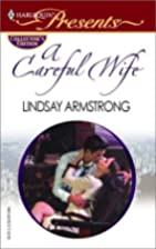 A Careful Wife by Lindsay Armstrong