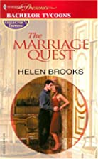 The Marriage Quest by Helen Brooks