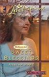 Hart, Jillian: Sweet Blessings (The McKaslin Clan: Series 2, Book 1) (Larger Print Love Inspired #295)