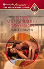 In the Millionaire's Possession by Sara…
