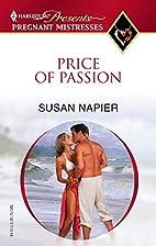 Price of Passion by Susan Napier