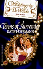 Terms of Surrender by Kate Hoffmann