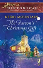 The Parson's Christmas Gift (Love Inspired…
