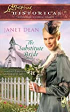 The Substitute Bride (Love Inspired…