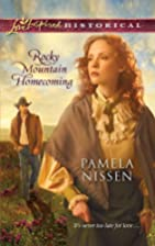 Rocky Mountain Homecoming by Pamela Nissen