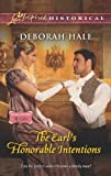 Hale, Deborah: The Earl's Honorable Intentions (Love Inspired Historical)