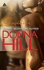 Temptation (Arabesque) by Donna Hill