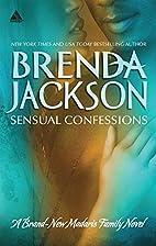 Sensual Confessions by Brenda Jackson