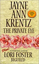 The Private Eye + bonus Beguiled (Foster)…