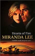 Hearts of Fire by Miranda Lee