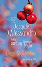Come September (Harlequin Special Releases)…