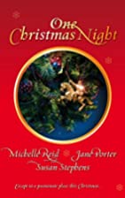 One Christmas Night [3-in-1] by Michelle…