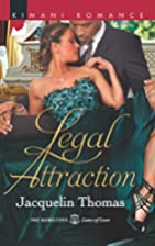 Legal Attraction (Kimani Romance) by…