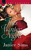 Sims, Janice: This Winter Night (Harlequin Kimani Romance)