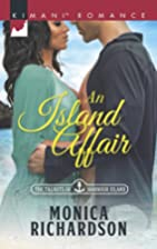 An Island Affair (The Talbots of Harbour…