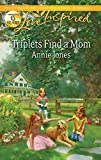 Jones, Annie: Triplets Find a Mom (Love Inspired)