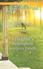 A Daughter's Redemption (Love Inspired)…