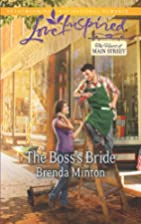The Boss's Bride (Love Inspired) by…