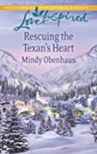 Rescuing the Texan's Heart (Love…