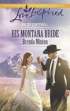 His Montana Bride by Brenda Minton