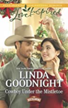 Cowboy Under the Mistletoe (The Buchanons)…