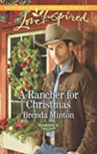 A Rancher for Christmas (Martin's Crossing)…