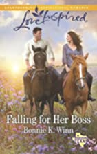 Falling for Her Boss (Rosewood, Texas) by…