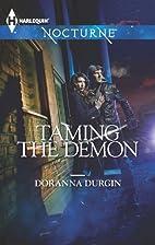 Taming the Demon by Doranna Durgin