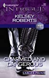 Roberts, Kelsey: Charmed and Dangerous (The Landry Brothers, Book 6) (Larger Print Harlequin Intrigue Series #886)