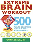 Extreme Brain Workout: 500 Fun and…