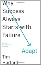 Adapt: Why Success Always Starts with…