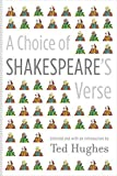 Hughes, Ted: A Choice of Shakespeare's Verse