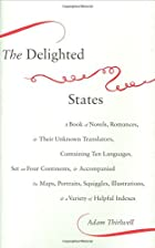 The Delighted States by Adam Thirlwell