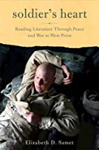 Soldier's Heart: Reading Literature Through…